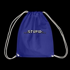 Stupid - Turnbeutel