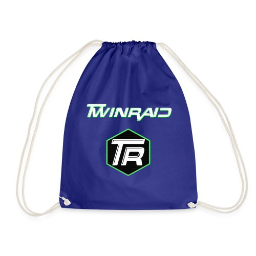 twinRAID Logo - Turnbeutel