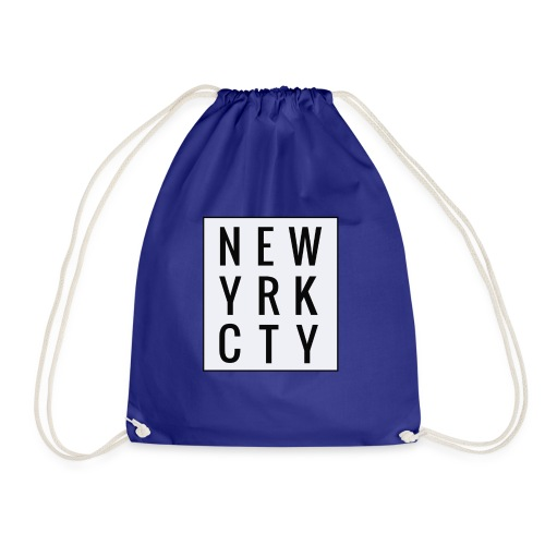 New York City Typo - Turnbeutel