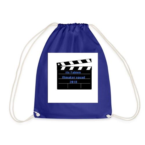 filmmaker group - Drawstring Bag