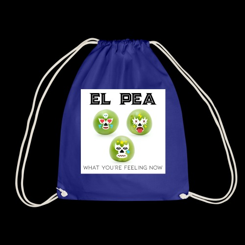 EL Pea - What You re Feeling Now - Drawstring Bag