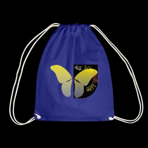 Butterfly high - Turnbeutel