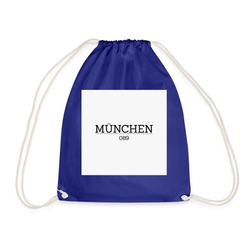 Muenchen 089 - Turnbeutel