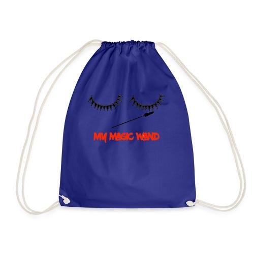My magic wand t-shirt and sweatshirt design - Drawstring Bag