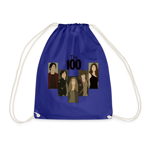 The 100. Personajes - Mochila saco