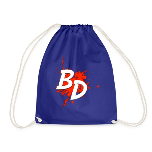 BD logo - Drawstring Bag