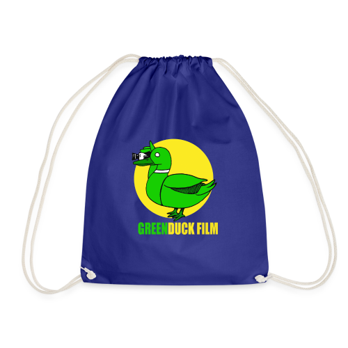 Greenduck Film In the Sun Logo - Sportstaske