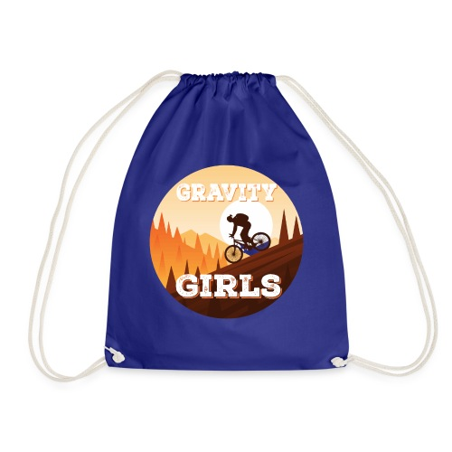 Gravity Girls Clothing Co - Drawstring Bag