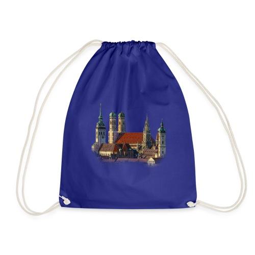 München Frauenkirche - Turnbeutel