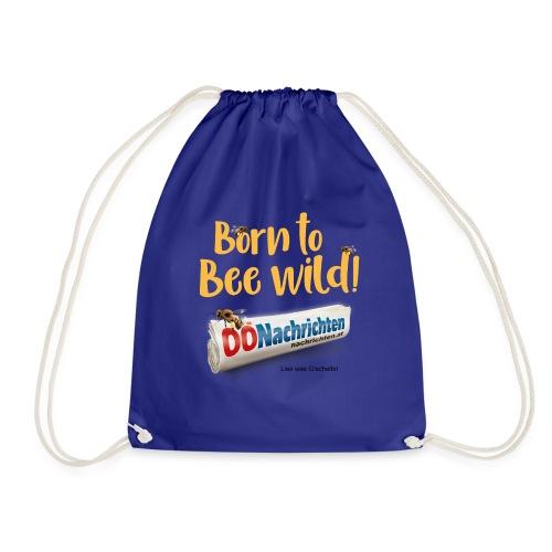 Born to bee wild - Turnbeutel