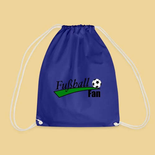 Fußball Fan - Turnbeutel