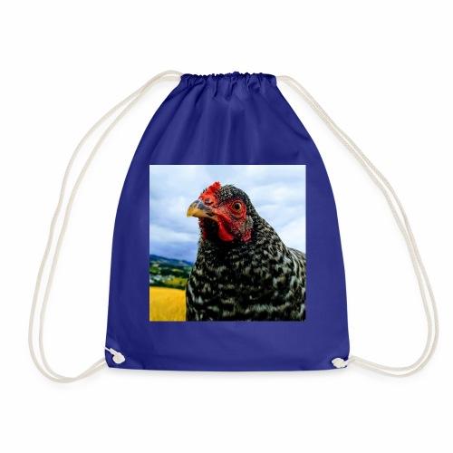 not so Curious chicken - Turnbeutel