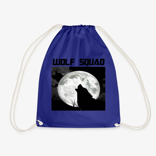 WOLF DESIGN - Drawstring Bag