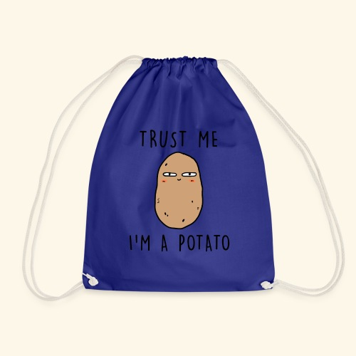 TRUST ME IM A POTATO - Turnbeutel