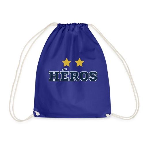 Nos HEROS les bleus - Sac de sport léger