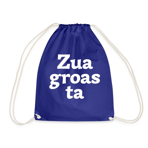 Zuagroasta - Turnbeutel