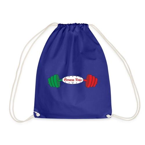 Fitness Time 17° anno - Sacca sportiva
