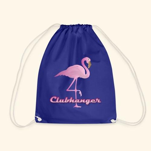 Clubhanger Flamingo - Turnbeutel