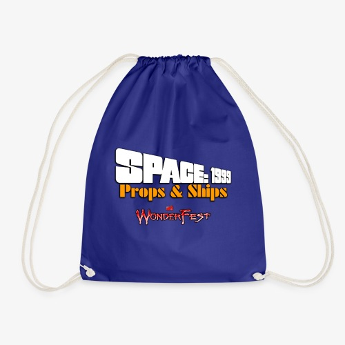 Wonderfest logo - Drawstring Bag