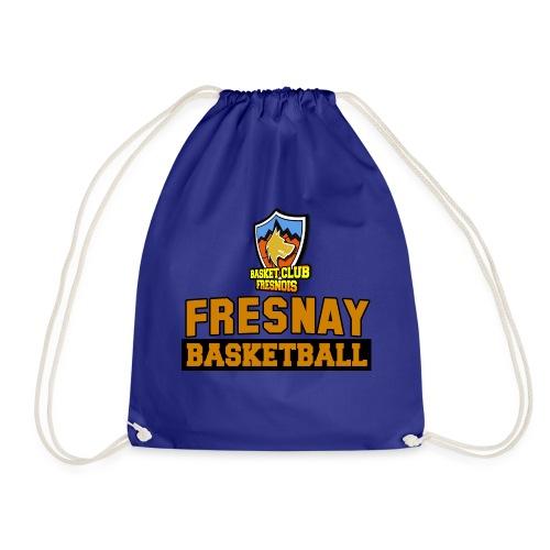 Fresnay basketball contrasté - Sac de sport léger