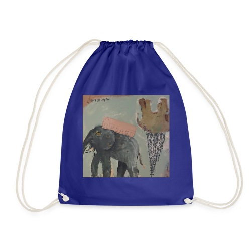 Elefant - Turnbeutel