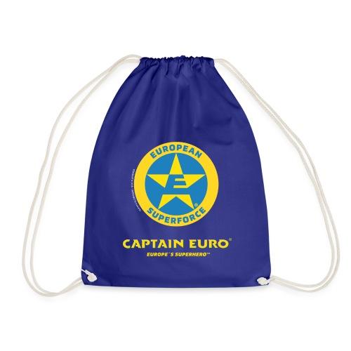 EUROPEAN SUPERFORCE (ESF) SYMBOL - Drawstring Bag