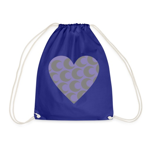 corazon3 - Mochila saco