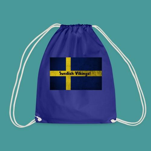 Swedish Vikings - Gymnastikpåse