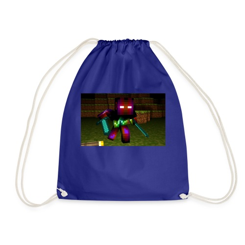 AwesomeSauce Minecraft 2 Swords - Drawstring Bag