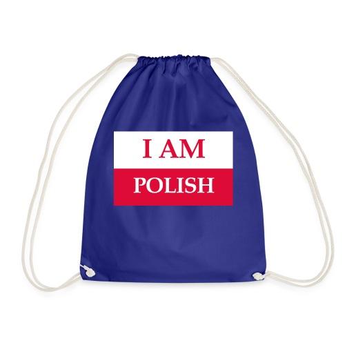 I am polish - Worek gimnastyczny