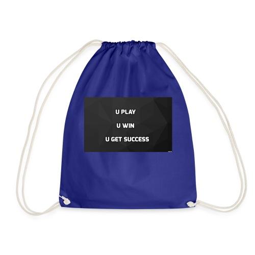 addtext_com_MDIyNTEwNjE2Mzc - Drawstring Bag
