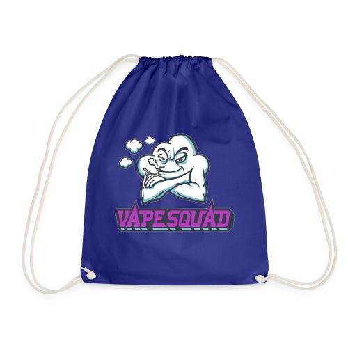 Vape Squad Logo Mixer - Drawstring Bag