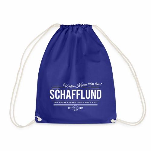 Schafflund - für Kenner 2 - Turnbeutel