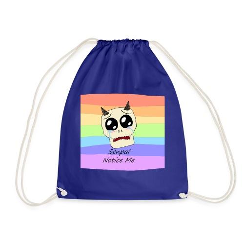 Senpai Bag - Drawstring Bag