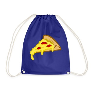 IF IT FITS MY SHIRT PIZZA? - Gymtas