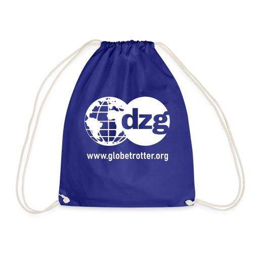 dzg logo Text white - Turnbeutel