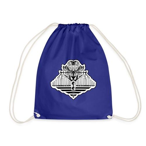insect cat - Drawstring Bag