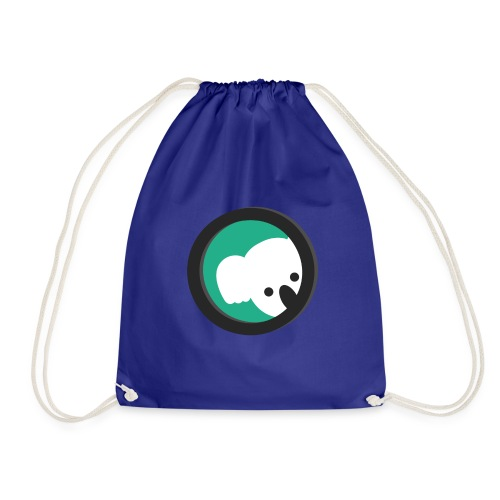 Koala IT Logo - Drawstring Bag