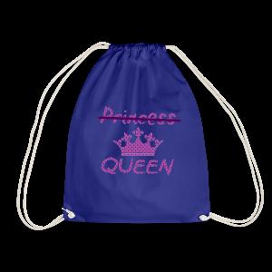 Not a princess but a QUEEN - Gymtas