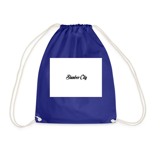Slumber City - Drawstring Bag