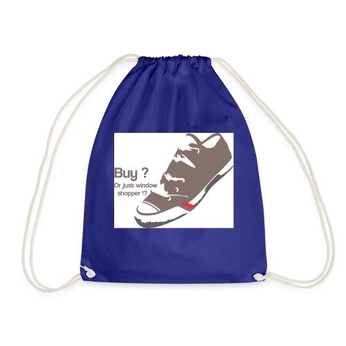 window_shopper - Drawstring Bag