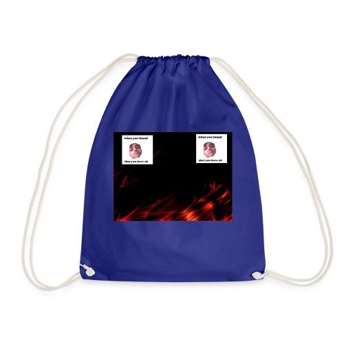 1k - Drawstring Bag