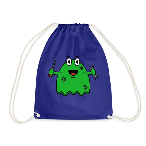 I'm a Bogey - Drawstring Bag