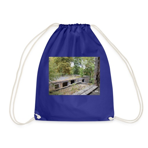 R.A.F Upwood - Drawstring Bag