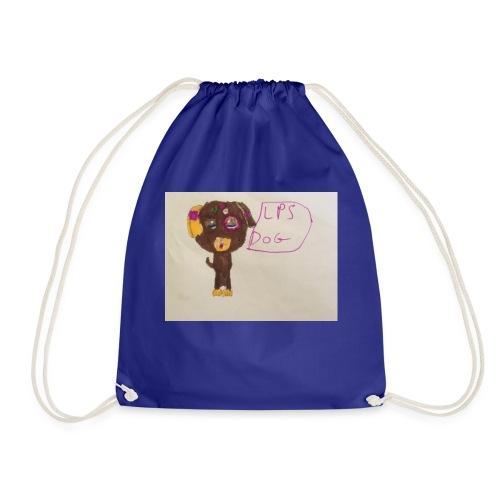 Little pets shop dog - Drawstring Bag