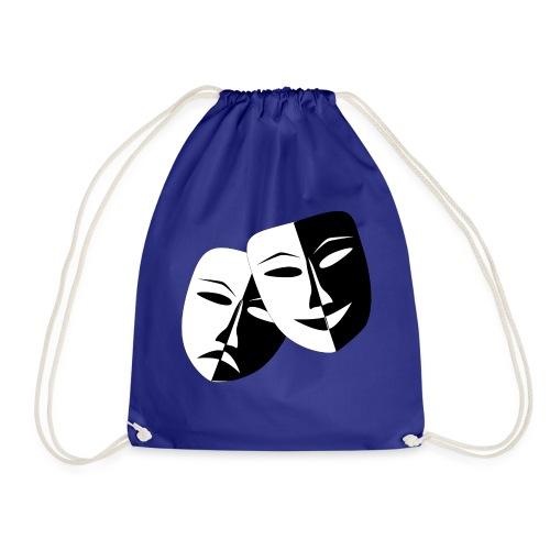 Maske Geschenk Idee - Turnbeutel