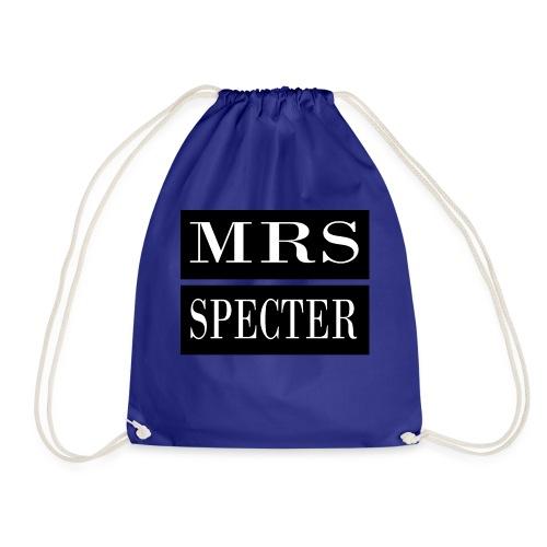 Mrs Specter - für jeden Specter Fan ein Muss - Turnbeutel