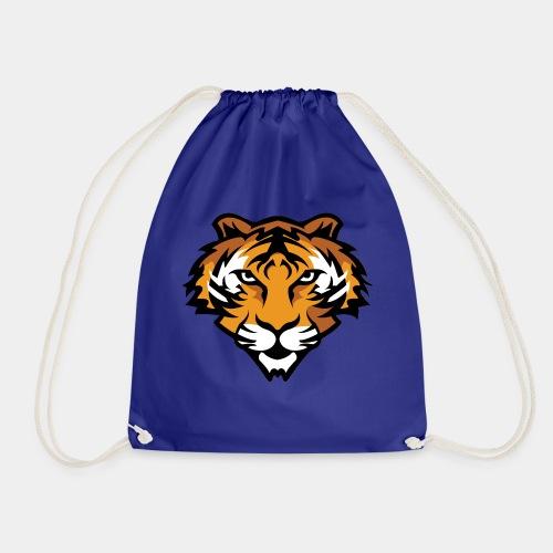 Tiger Mascot - Drawstring Bag