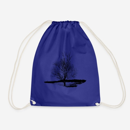 Tree #001 - Drawstring Bag