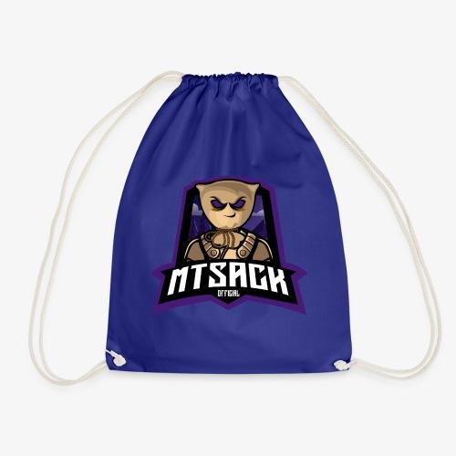 MTsack official Logo - Drawstring Bag